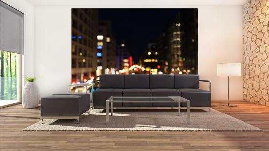 Berlin Friedrichstrasse Photo Wallpaper