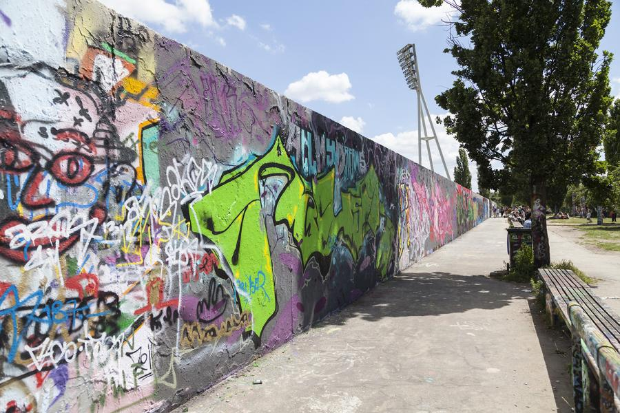 Berlin Mauerpark Photo Wallpaper